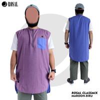 Rosal ClasMIx 2T Rompi Sholat 2 Warna
