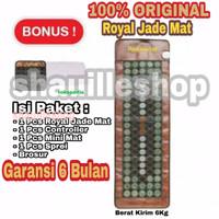 Royal Jade Mat (Bonus Mini Mat) ORIGINAL Lejel - Matras Kesehatan