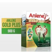Anlene Gold Plus Original/Plain - Susu Bubuk 900 gr