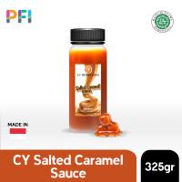 Salted Caramel Sauce CY 325g
