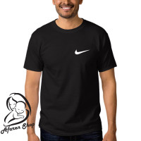kaos baju t-shirt sport pria premium nike logo 01
