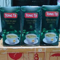 Tong Tji Teh Celup Green Tea/Teh Hijau 25