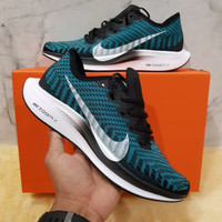 Sepatu Running Pria Nike Zoom Pegasus Turbo 2 Blue Phantom