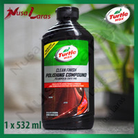 Turtle Wax Premium Polishing Compound - Clean Finish Polishing 532 ml