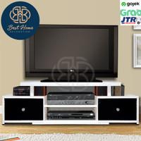 MEJA TV MINIMALIS UKURAN 90 X 30 X 35 cm
