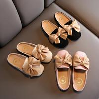 Sepatu Anak Perempuan Import Bahan Suede Size 26-34