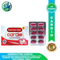 Hermaviton Cardio - Isi 10 Kapsul