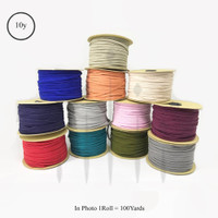 Torenda Karet Masker 0.5cm 5mm P5 P4 P6 Elastik Crochet 12variant-100y