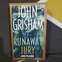 Buku Novel John Grisham The Runaway Jury Juri Pilihan