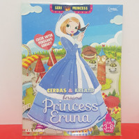 Buku Anak Cerdas & Kreatif Bersama Princess Eruna