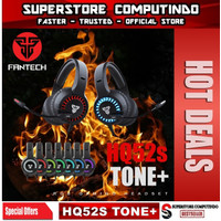 Fantech HQ52s TONE+ HQ-52s RGB - Gaming Headset