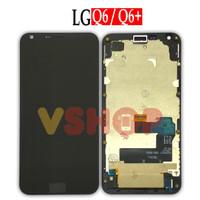 LCD TOUCHSCREEN LG Q6 FULLSET PLUS FRAME
