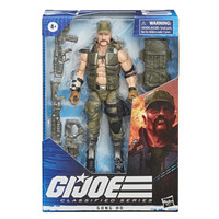 Hasbro GiJoe Classified Series Gung Ho