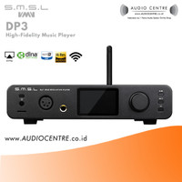SMSL DP3 S.M.S.L DP3 Digital Hi-Fi Audio Player DAC/ bluesound sonos