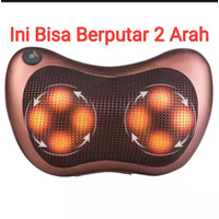 Pillow Massage Car Home Bantal Pijat Multifungsi Alat Terapi 8 Bola