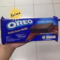 Oreo Wafer Double Choco 140,4 gr