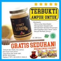 Madu Lemon Hermofit - Honey Lemon - Madu Murni, Madu Asli