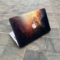 MacBook Case Motif FIRE