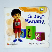 buku cerita anak - seri anak spesial - bestari kids