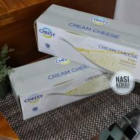 🇲🇨Cream Cheese Cheesy 2Kg , alternatif elle cream cheese