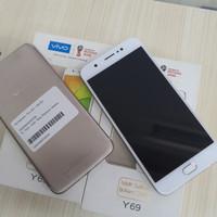 Vivo Y69 3/32GB fullset udah sidik jari