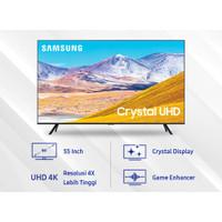 "Samsung 55TU8000 55 Inch 55"" Crystal UHD 4K Smart LED TV UA55TU8000"