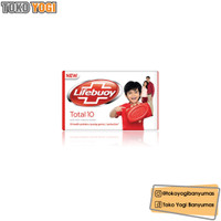 LIFEBUOY - SABUN MANDI BATANG - TOTAL10 - 75 GR sd 110 GR - 75 GRAM