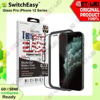 Tempered Glass iPhone 12 Pro Max 12 Mini 12 Pro SwitchEasy Glass Pro