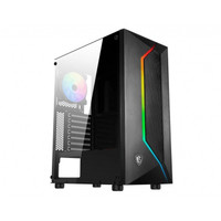 Casing MSI MAG VAMPIRIC 100L TANPA FAN - Tempered Glass Gaming Case