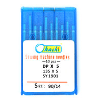 Jarum Mesin Jahit DPx5 Merk OKACHI Needles Mesin Jahit Industri