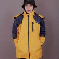 jaket adventure outdoor parasut waterproof
