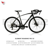 sepeda balap element frc 52 roadbike 700c
