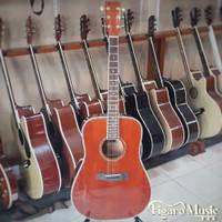 Gitar Akustik Martin - Jumbo Costum High Quality
