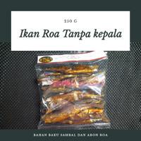 Ikan Roa Tanpa kepala || bahan baku sambal Roa || Timbangan 250g