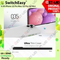 Ultra Thin Case iPhone 12 Pro Max / 12 Mini / 12 Pro SwitchEasy 0.35