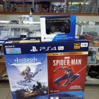 PS4 PRO 1TB 7218 BUNDLE 2 GAME& 2 STICK ORIGINAL ASIA GARANSI RESMI