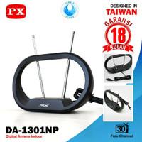 PX DA-1301NP Antena TV Digital Analog Indoor - GARANSI 18 BULAN