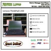 Lenovo ThinkPad L430 |Core i5-Gen 3 |Camera |VGA Intel - RAM 8-HDD 500