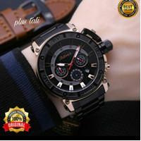 jam tangan pria tetonis rantai