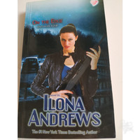Novel Dastan On The Edge - Ilona Andrews