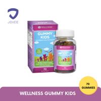 WELLNESS GUMMY KIDS - MULTIVITAMIN 70 TABLET KUNYAH