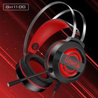 Headset Gaming Gamen GH1100 Resmi