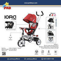 Baby stroller tricycle dorongan anak PMB T09 T-09 T 09 IORA