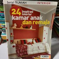 24 Inspirasi Interior Kamar Anak dan Remaja