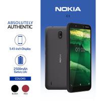 Nokia C1 2020 1/16 Android Go Ram 1GB Internal 16GB Garansi Resmi