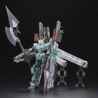 MG Unicorn Full Armor Mechanical Clear PBandai