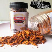 Sambal Siwang / Terasi Bawang / Siwang Khas Cirebon / Bawang Goreng - EXTRA PEDAS