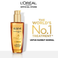 L'OREAL Paris Elseve Extraordinary Oil Gold Hair Serum - 100 ml