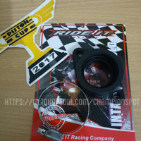 Karet Intake PE PWK PWL 28 mm RIDE IT / Kleman Bracket Intake