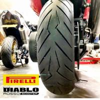Ban Pirelli Diablo Rosso Scooter 120/70 ring 12 for vespa scopy freego